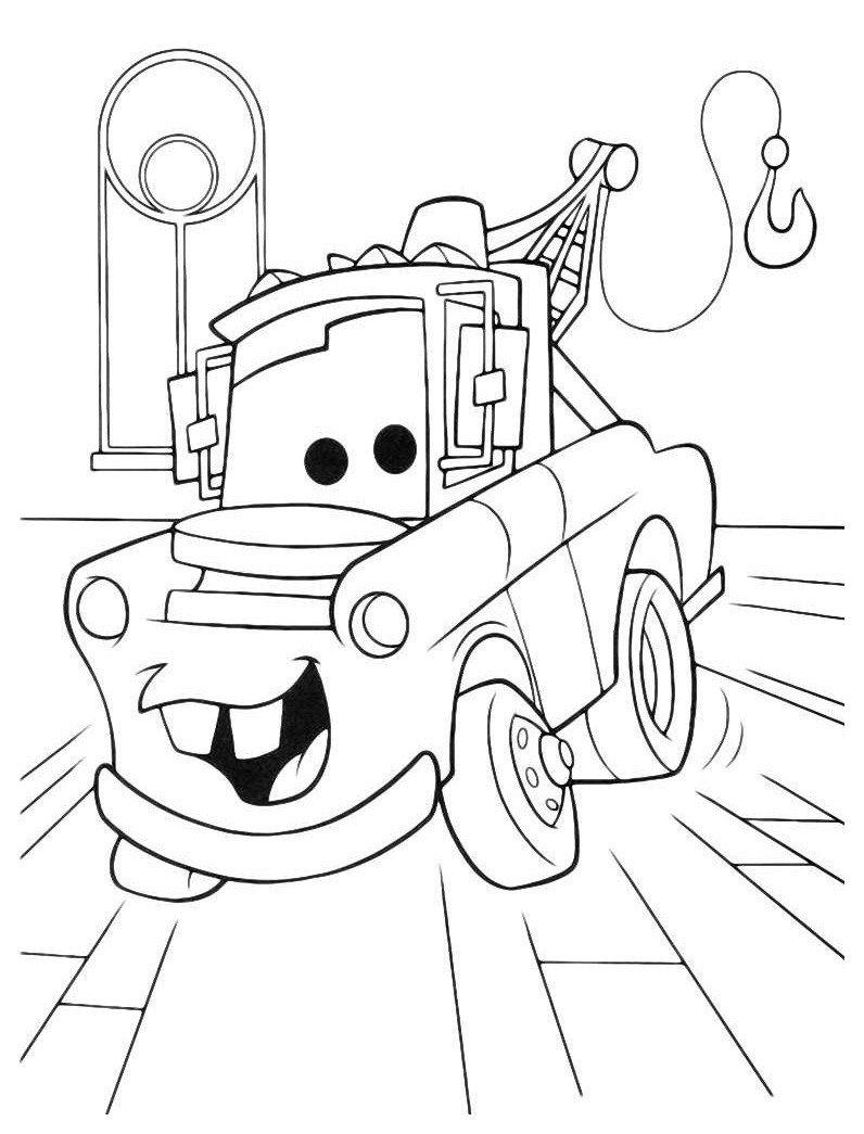 Картинка для раскраски «Мэтр с крюком»