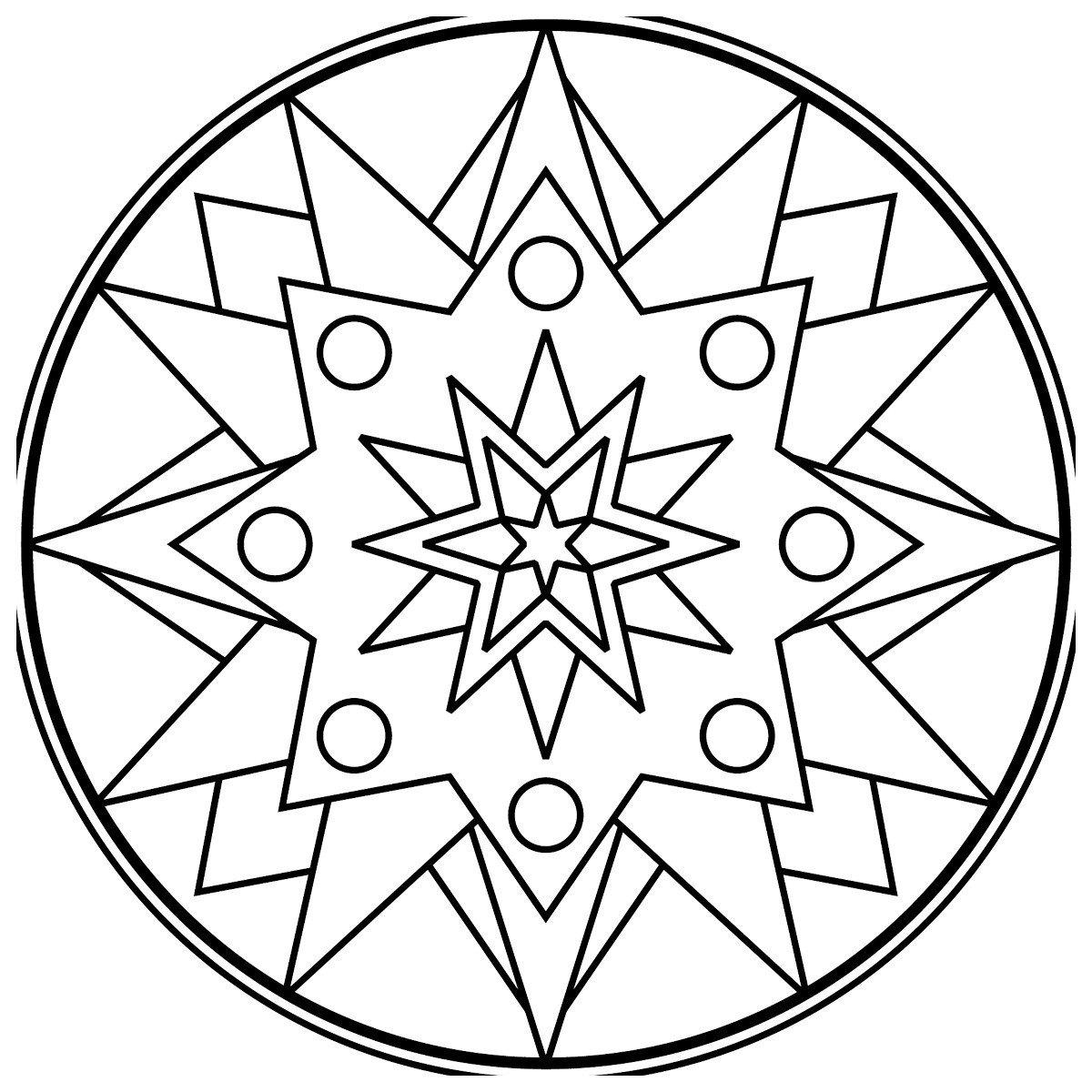 Зендала Слоистая - Картинка для раскрашивания красками-гуашью